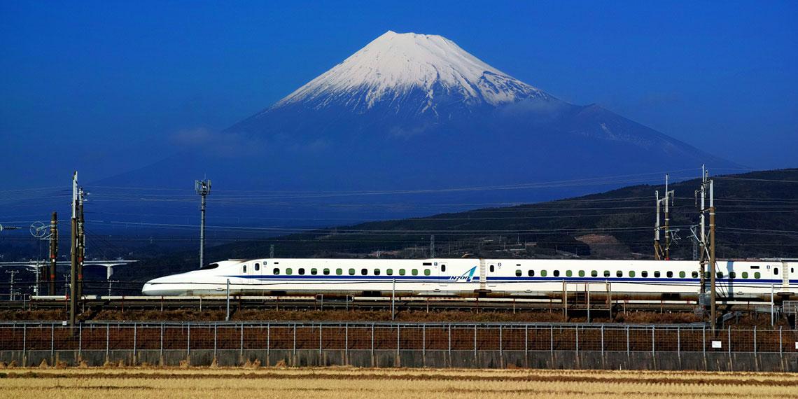 【BLOG】世界お茶まつり2019の帰りの新幹線の中で