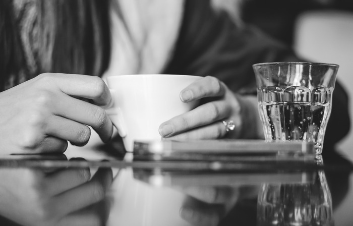 【BLOG】お茶がダイアモンドを越える瞬間