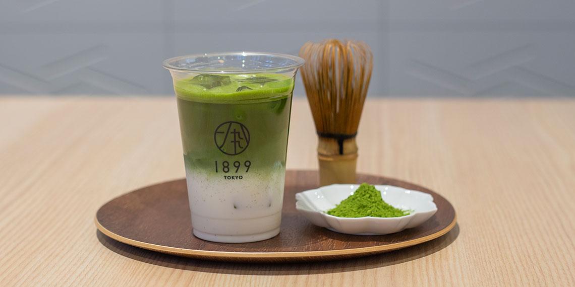 【BLOG】1899濃茶ラテ、ボーノ!?
