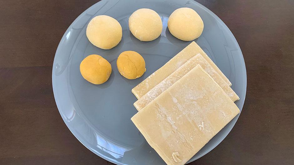 馬場フラットの冷凍手作りパン
