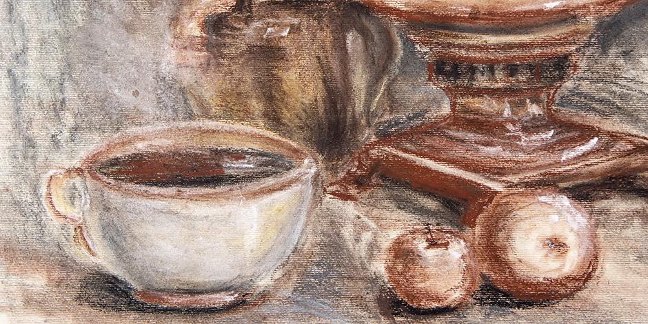 【BLOG】探偵気分で謎とロシア紅茶を嗜んで