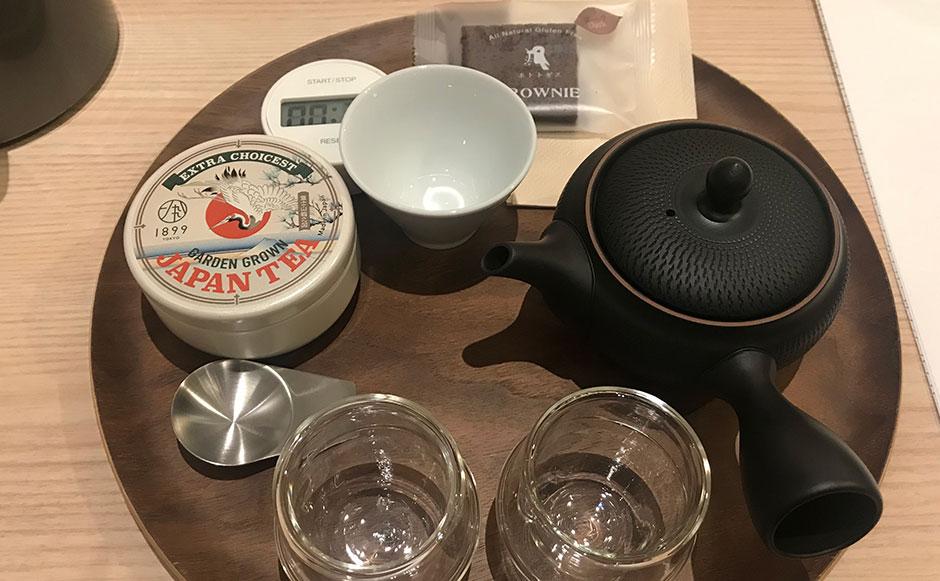 日本茶ワークショップに参加してみた|1899 CHACHACHA BLOG