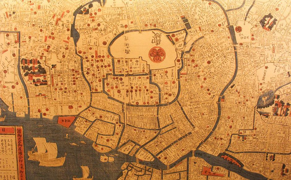驚くことなかれ!1899はお江戸の中心地にあった! -1899のプチ名所探訪記- | 1899 CHACHACHA BLOG