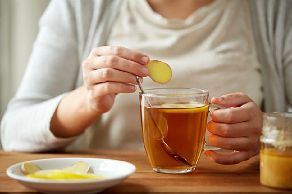 生姜緑茶で温活&ダイエット|1899 CHACHACHA BLOG
