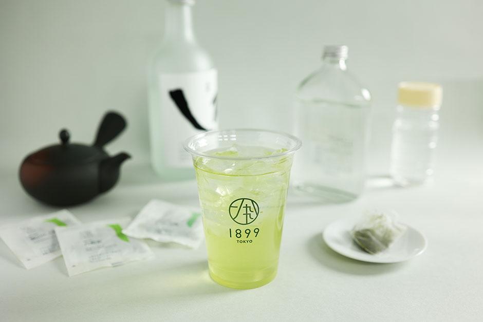 緑茶ハイの作り方を研究|1899 CHACHACHA BLOG