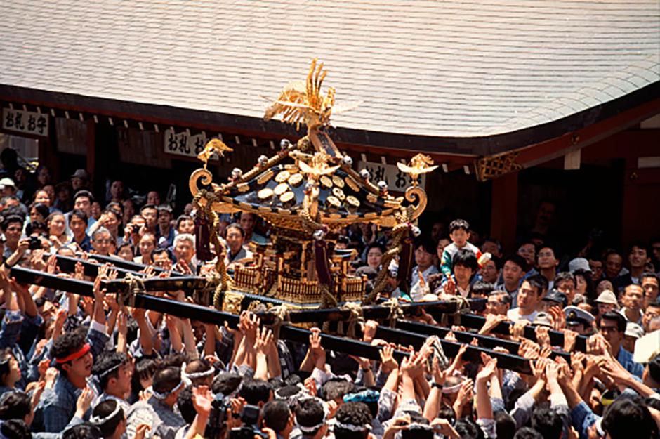 わっしょい!わっしょい!江戸三大祭りに集う人々の憩い。| 1899 CHACHACHA BLOG